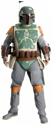 Supreme Edition Boba Fett Star Wars Adult Costume