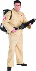 Ghostbusters Full Figure Men's Halloween Costume