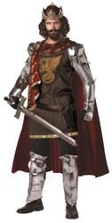 Men's King Arthur Costume