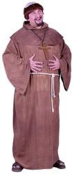 Medieval Monk X-Large Halloween Costume