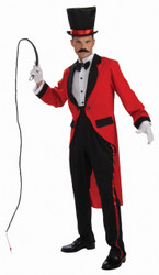 Ringmaster Mens Circus Costume