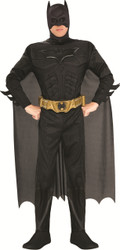 Dark Knight Batman Muscle Mens Costume