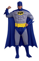Muscle Plus Size Batman Costume