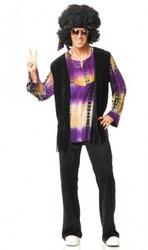 Men's Groovin Hippy Costume