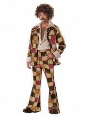 Disco Sleazeball 70s Costume