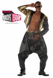 Old School Hammer Rapper Costume