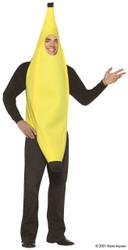 Light Weight Adult Banana Costume