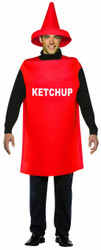 Ketchup Halloween Costume