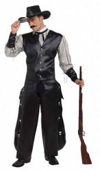 Rogue Gambler Cowboy Halloween Costume