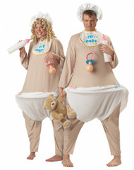Big Cry Baby Adult Costume