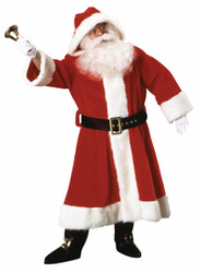 Plush Old Tyme Traditional Santa