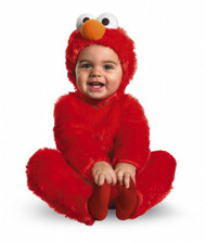 Elmo Comfy Fur Toddler Costume