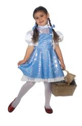 Sequin Dorothy Girls Halloween Costume