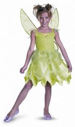 Tinker Bell Fairy Child Halloween Costume