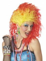 80s Cyndi Lauper Costume Wig