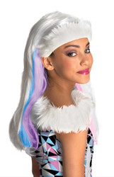 Abbey Bominable Gilrs Monster High Wig