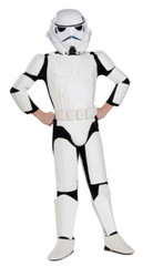 Storm Trooper Deluxe Star Wars Children's Costume