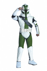 Child Clone Trooper Commander Gree