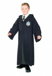 Harry Potter Deluxe Slytherin Children's Robe