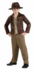 Deluxe Indiana Jones Children's Halloween Costume