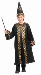 Deluxe Wizard Costume for Kids