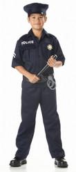 Police Uniform Cop Costume
