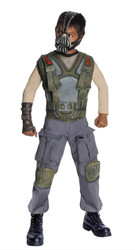 Bane Dark Knight Rises Licensed Childs Costume