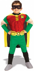 Deluxe Robin Teen Titans Children's Costume