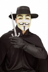 V For Vendetta Guy Fawkes Gloves