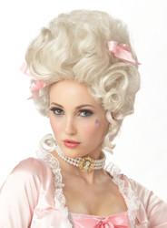 Marie Antoinette Colonial Wig