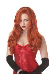 Jessica Rabbit Silver Screen Sensation Wig