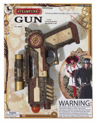 Adult Steampunk Gun Costume Accessory