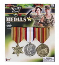 Combat Hero Army Medals