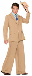 Roaring 20s Gold Coast Gentleman Suit