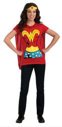 Wonderwoman T-Shirt Costume
