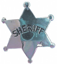 Police Sherriff's Badge