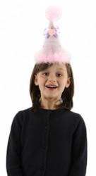 Birthday Cone Princess Hat