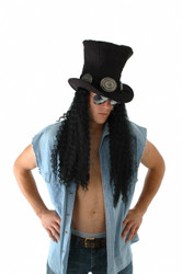 Guitar Superstar Slash G n' R Top Hat