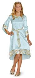 Disney's Maleficent Girls' Aurora Blue Dress