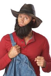 Big Bushy Hillbilly Beard