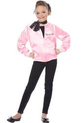 The Pink Satin Ladies 1950s Girls Costume