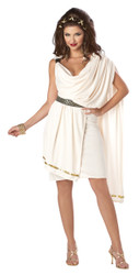 Women's Classic Roman Toga