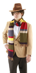 6' Officially Licensed BBC Doctor Who Scarf