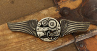 Steampunk Pilots Gear Wing