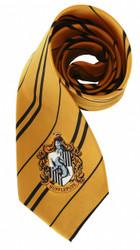Hufflepuff Costume Necktie