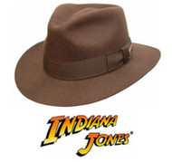 Deluxe Indiana Jones Hat Adult
