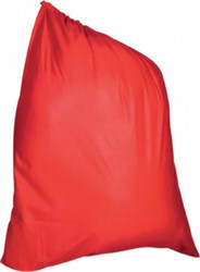Red Velour Santa Sack