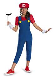 Nintendo's Mario Girl Halloween Costume