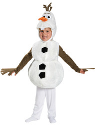 Olaf Frozen Toddler Halloween Costume