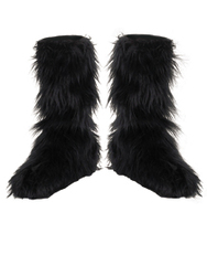 Teen Furry Boot covers